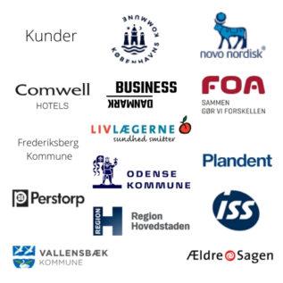 Logoer virksomheder Stina Bavnhøj