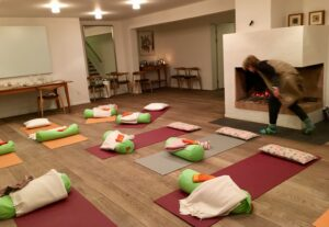 Nytårsretreat Yin Yoga og Mindfulness