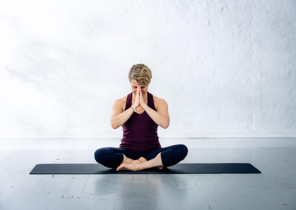 Mindfulness med Stina