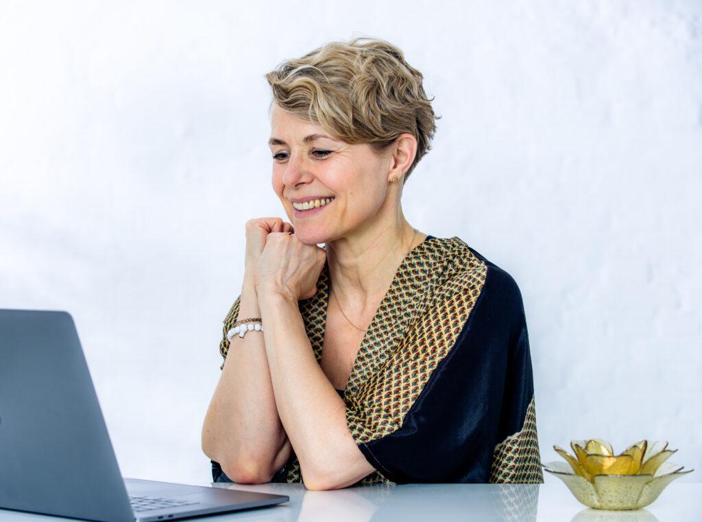 Coaching online med Stina